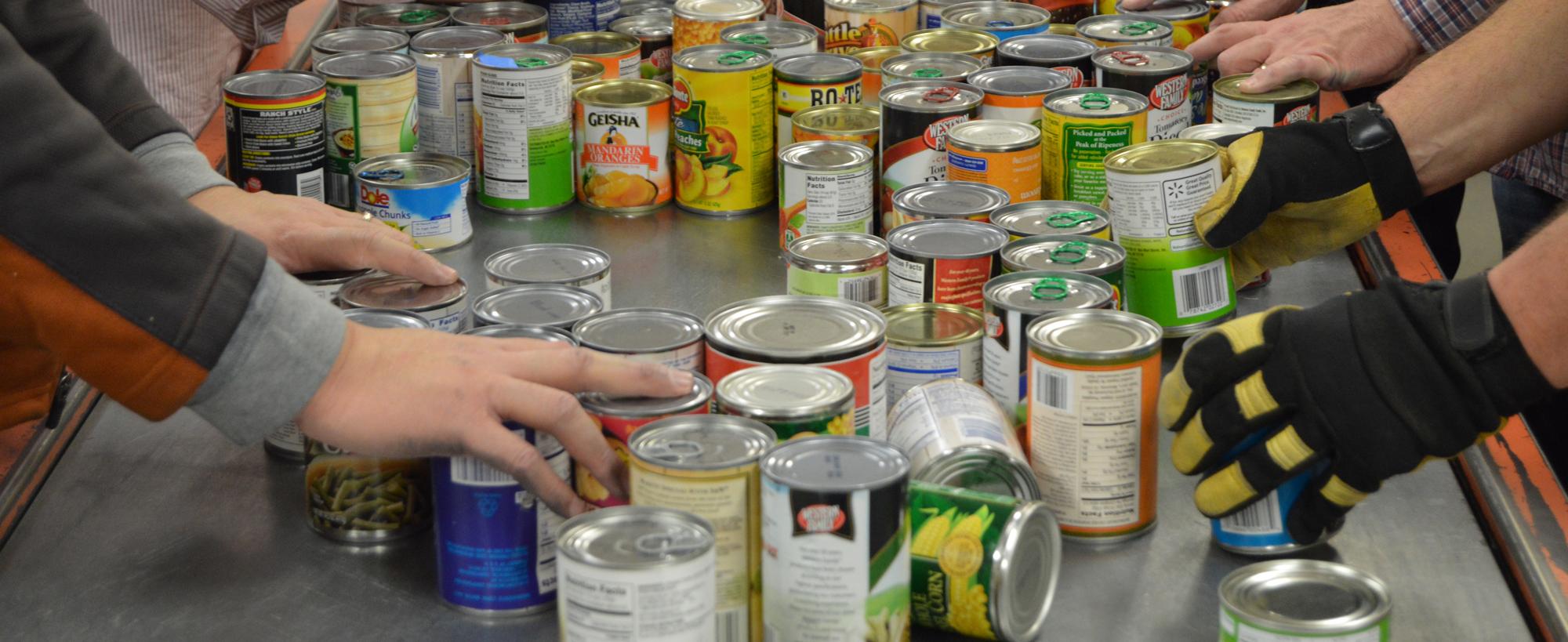 Individual or Group Volunteering – Utah Food Bank