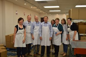 Governor Herbert and Staff