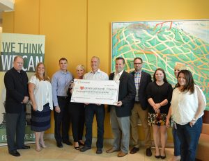 Fidelity Investments Presents Utah Food Bank with $176,000