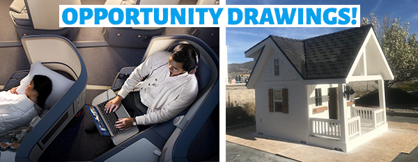 Opportunity Drawings Blog