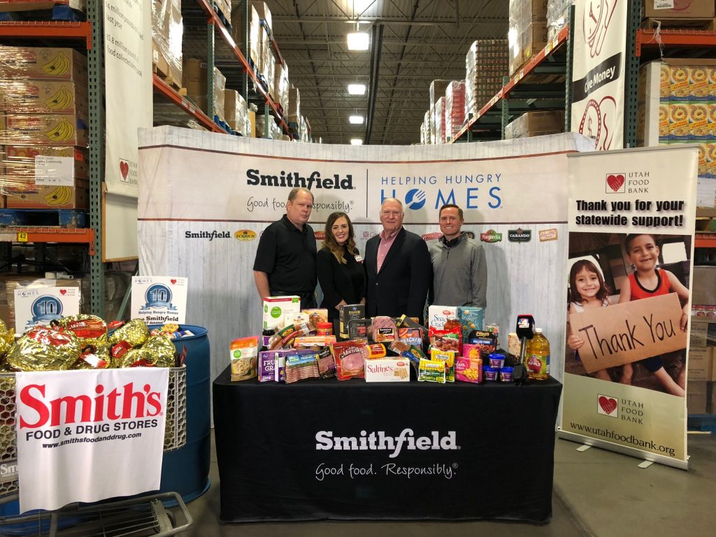Smithfield FoodsDonation